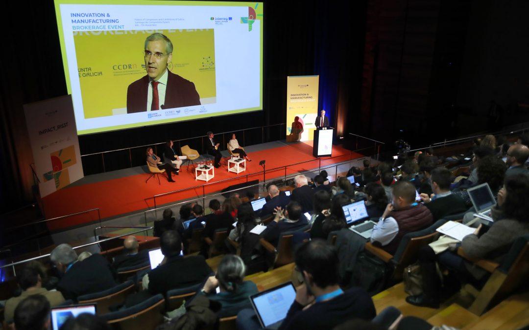 A Xunta aposta por adaptar a industria e as empresas aos retos dixitais e a industria 4.0