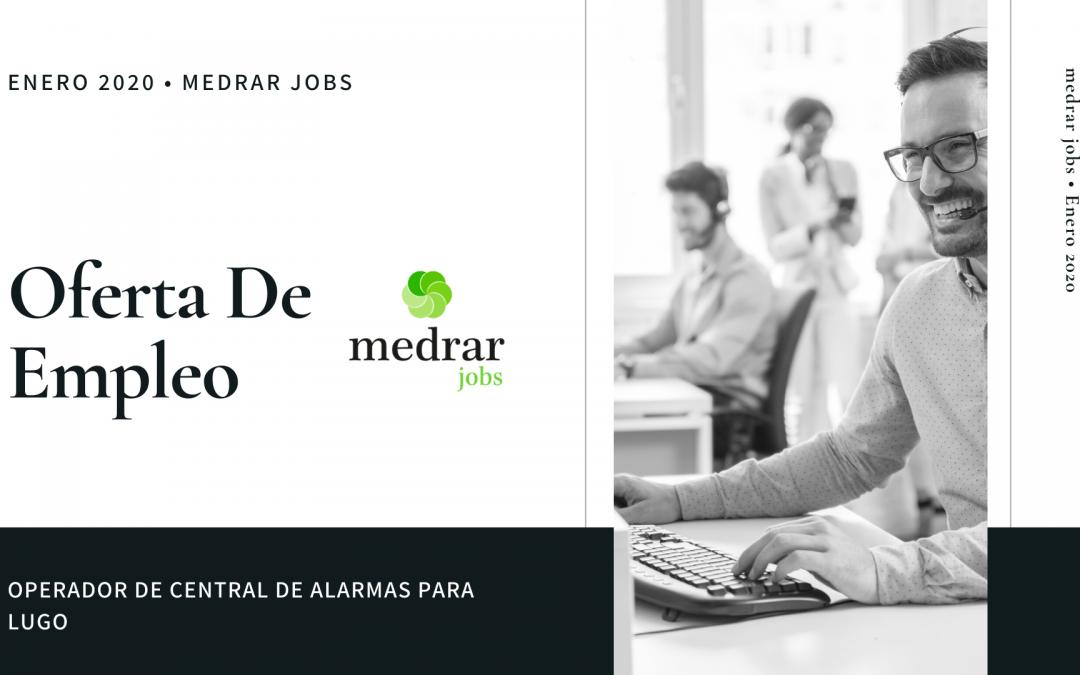 Oferta de empleo en Lugo
