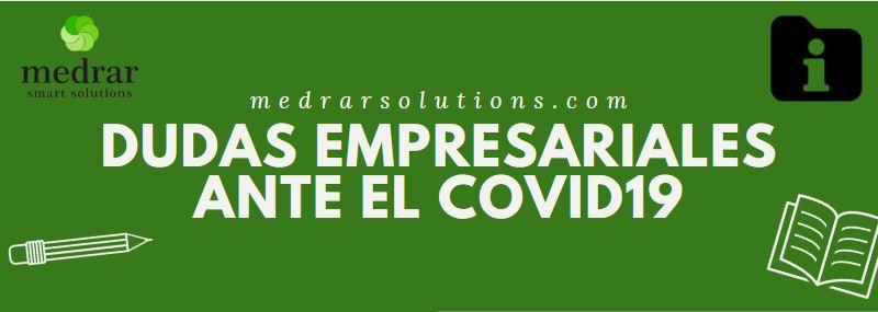 Dudas empresariales ante el #covid19